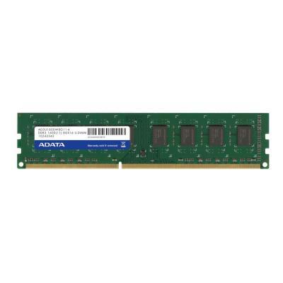 Adata RAM-geheugen: 8GB DDR3 1600 MHz