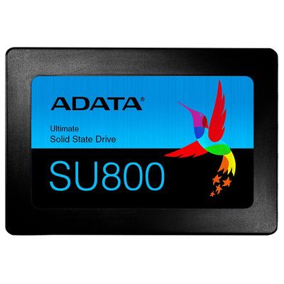 ADATA Ultimate SU800 SSD - Zwart, Blauw