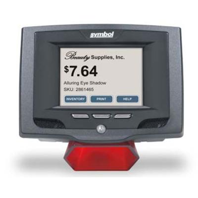 Zebra POS terminal: MK500 Wired Ethernet Laser w/Touch - Zwart