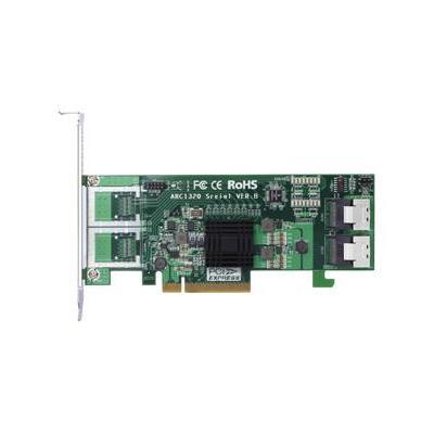 Areca ARC-1320-8I Interfaceadapter - Groen,Grijs