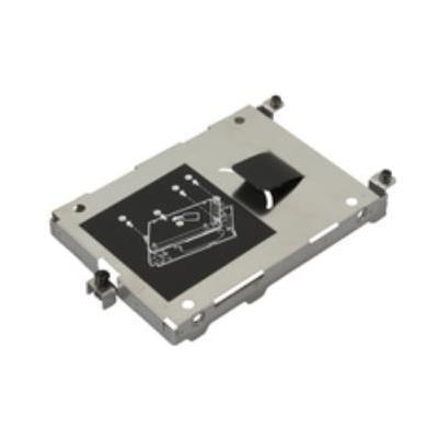 Hp notebook reserve-onderdeel: HDD Hardware Kit - Zwart, Metallic