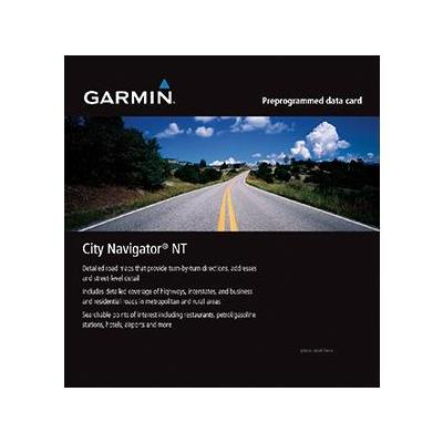 Garmin routeplanner: City Navigator Australia & New Zealand NT