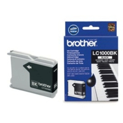 Brother LC-1000BKBPDR inktcartridges