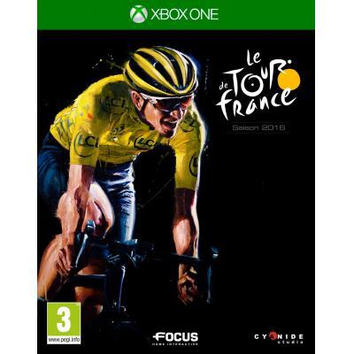 Focus home interactive game: Tour de France 2016  Xbox One
