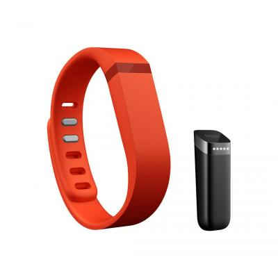 Fitbit wearable: Flex - Rood
