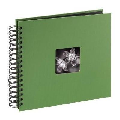 "Hama album: ""Fine Art"" Spiral Album, apple-green, 26x24/50 - Groen"
