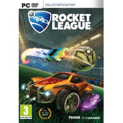 505 games game: Rocket League (Collector's Edition)  PC