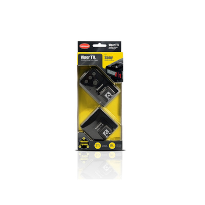 Hahnel 1005 502.0 cameraflitsaccessoires