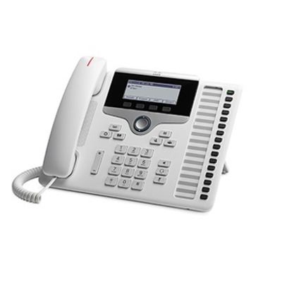 Cisco 7861 IP telefoon - Wit