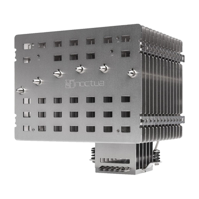 Noctua 158x154x152 mm, 1180 g Hardware koeling - Aluminium