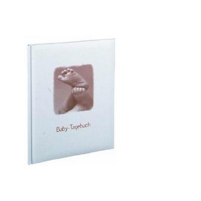 Henzo album: Baby Diary German, 27.6 x 20.6cm, 46 pages - Multi kleuren
