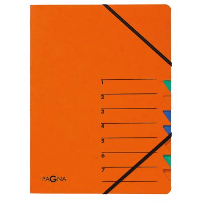Pagna 24061-12 Map - Oranje