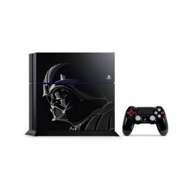 Sony spelcomputer: Star Wars PlayStation 4 - Zwart