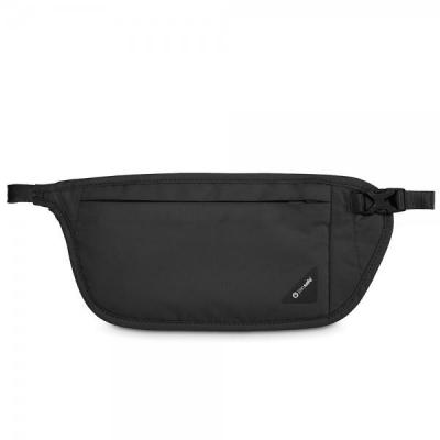 Pacsafe portemonnee: Coversafe V100 - Zwart