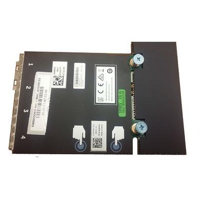 Dell netwerkkaart: XH0CP - Zwart