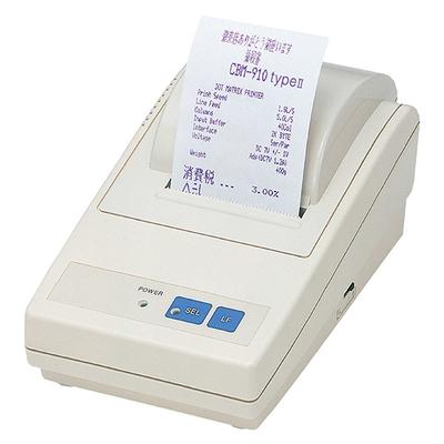 Citizen CBM-910II Pos bonprinter - Wit
