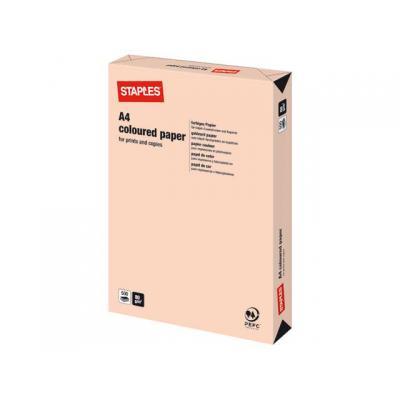 Staples papier: Papier SPLS A4 80g lila/pak 500v