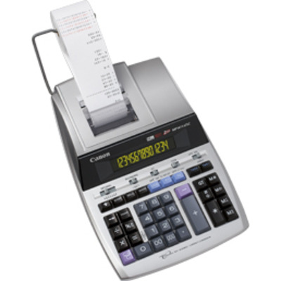 Canon calculator: MP1411-LTSC - Zilver