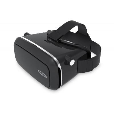 Ednet virtual reality bril: Virtual Reality Brille Pro - Zwart