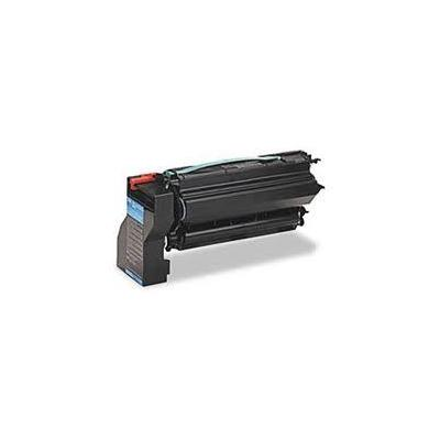 InfoPrint Cartridge for IBM Color 1754/1764, Return program, Cyan, 10000 Pages Toner - Cyaan