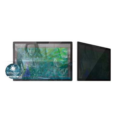 PanzerGlass Microsoft Surface Book/Book 2/Book 3 13.5'' Big-size tablets Privacy - Transparant