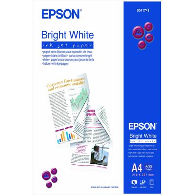 Epson Bright, DIN A4, 90g/m² Fotopapier - Wit