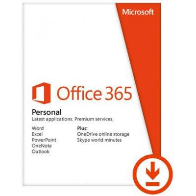 Microsoft Office 365 Personal - Meertalig Software suite