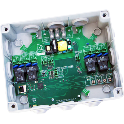 Neets power relay: Switching Relay 4