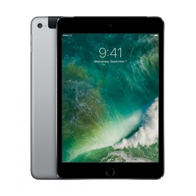 Apple iPad mini 4 Wi-Fi + Cellular 32GB - Space Grey Tablet - Grijs - Refurbished B-Grade