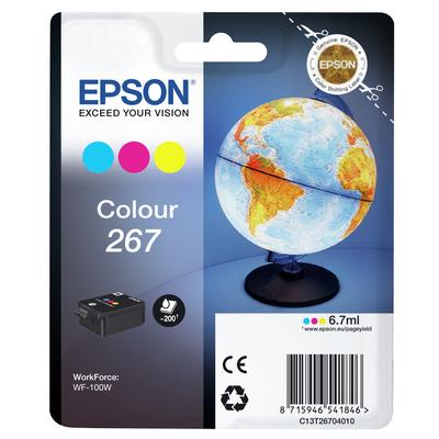 Epson C13T26704020 inktcartridges