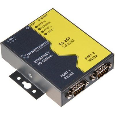 Lenovo ES-257 Netwerkkaart - Zwart, Geel