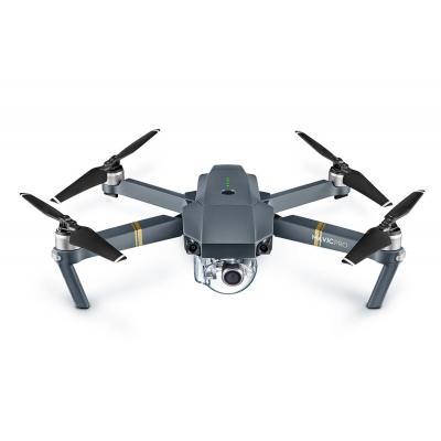 Dji drone: Mavic Pro - Grijs, Zilver