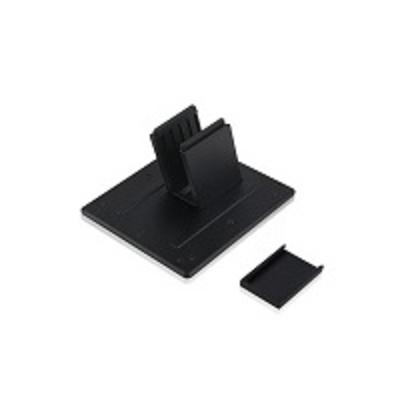 Lenovo montagekit: ThinkCentre Tiny Clamp Bracket Mounting Kit II - Zwart