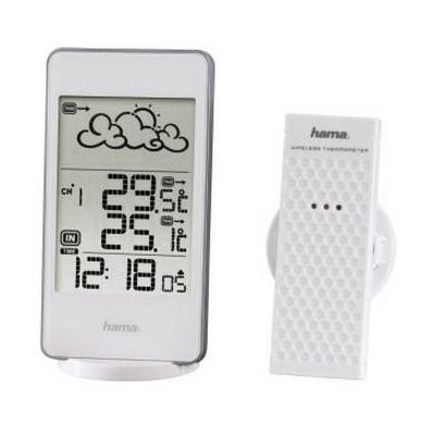 Hama weerstation: EWS-850 - Wit