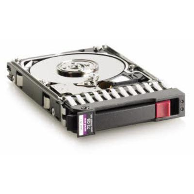 Hewlett Packard Enterprise 72GB 10K rpm Hot Plug SAS 2.5 Dual Port Hard Drive Interne harde .....