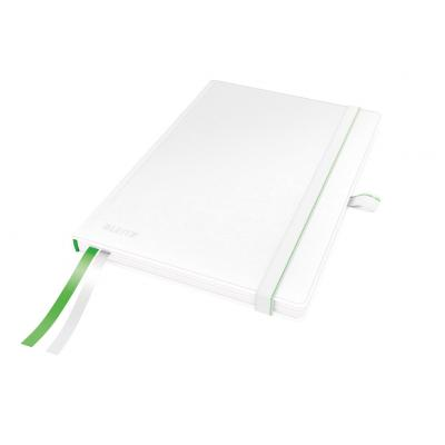 Leitz schrijfblok: Complete schrijfblok, A5 gelijnd - Wit