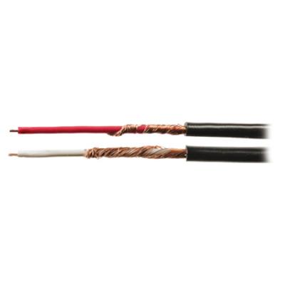 Valueline 2x 0.14 mm², 100m - Zwart