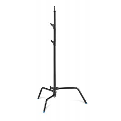 Manfrotto : 253cm, 5kg, Black - Zwart