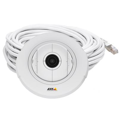 Axis beveiligingscamera bevestiging & behuizing: F4005 - Wit
