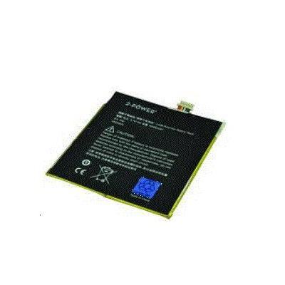 2-power batterij: Main Battery Pack 3.7V 4400mAh Amazon Kindle Fire 1 - Zwart