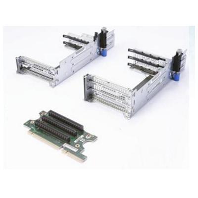 Lenovo interfaceadapter: ThinkServer 2U x8/x8/x8 PCIe Riser Kit - Veelkleurig