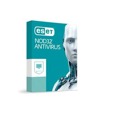 Eset software: NOD32 Antivirus 2017