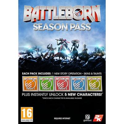 2k game: Battleborn Season Pass PC