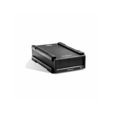 Quantum tape drive: RDX - Zwart