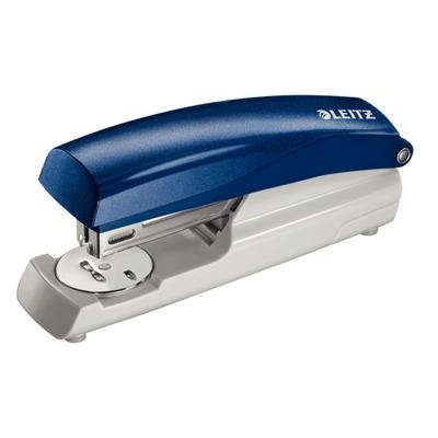 Leitz 5500 Nietmachine - Blauw, Roestvrijstaal