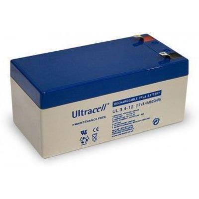 CoreParts MBXLDAD-BA010 UPS batterij - Zwart,Blauw
