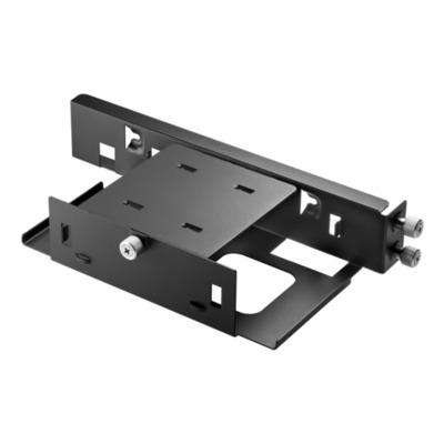 Hewlett Packard Enterprise 2930F 8-port Power Shelf Montagekit - Zwart