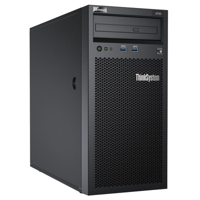 Lenovo ThinkSystem ST50 Server - Zwart