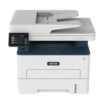 Xerox B235 A4 34 ppm draadloze dubbelzijdige printer PS3 PCL5e/6 ADF 2 laden totaal 251 vel Multifunctional - Zwart
