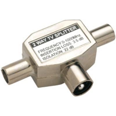 Bandridge BVP421 Kabel adapter - Aluminium